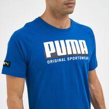 PUMA Men's Athletics Graphic Surf The Web T-Shirt, 1732327