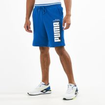 "PUMA Men's Athletics Shorts 8"" TR Shorts"