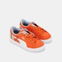 حذاء بوما × سيسامي ستريت 50 سويد من بوما للاطفال الصغار, 1551027