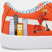 حذاء بوما × سيسامي ستريت 50 سويد من بوما للاطفال الصغار, 1551030