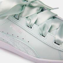 Puma Kids' Vikky Ribbon Satin Shoe (Older Kids), 1500915