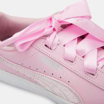 Puma Kids' Vikky Ribbon Satin Shoe (Older Kids), 1500920