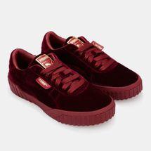 PUMA Women's Cali Velvet Shoe, 1531756