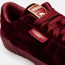 PUMA Women's Cali Velvet Shoe, 1531759