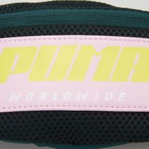 PUMA Women's Prime Street Waist Bag - Blue, 1495128