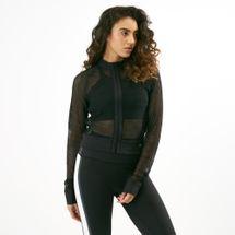 PUMA Women's x Selena Gomez Mesh Jacket