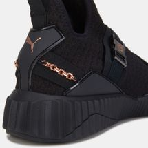 PUMA Women's x SG Defy Mid Shoe, 1467316