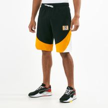 PUMA Men's 90s Retro Block Shorts