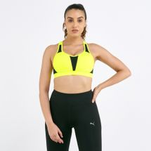 PUMA Women's Get Fast Sports Bra