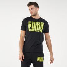 PUMA Men's Rebel Bold T-Shirt