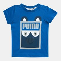 PUMA Kids' Monster T-Shirt (Baby and Toddler)