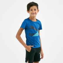 PUMA Kids' Classics Logo T-shirt (Older Kids)