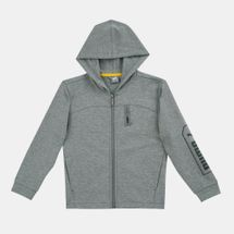 PUMA Kids' NU-TILITY Hooded Jacket (Older Kids)