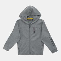 PUMA Kids' NU-TILITY Hooded Jacket (Younger Kids)
