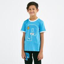 PUMA Kids' x Sesame Street Graphic T-Shirt (Younger Kids)