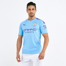PUMA Men's Manchester City Home Replica Jersey - 2019/20
