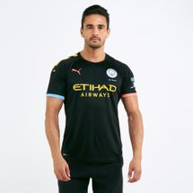 PUMA Men's Manchester City Away Replica Jersey - 2019/20