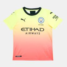 PUMA Kids' Manchester City Third Replica Jersey - 2019/20 (Older Kids)