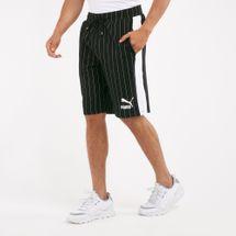 PUMA Men's Pinstripe AOP Shorts