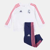 بدلة رياضية ريال مدريد من اديداس للاطفال الرضّع