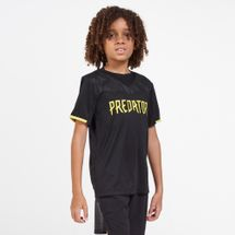 adidas Kids' Football-Inspired Predator AEROREADY Jersey (Older Kids)