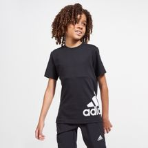 adidas Kids' Must Haves Big Logo T-Shirt (Older Kids)
