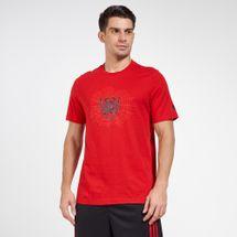 adidas Men's D.O.N. Issue #2 Sense Logo T-Shirt