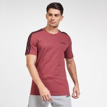 adidas Men's Essentials Athletics 3-Stripes T-Shirt