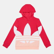 adidas Originals Kids' Large Trefoil Hoodie (Older Kids)