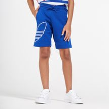 adidas Originals Kids' Large Trefoil Shorts (Older Kids)
