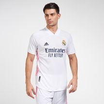 adidas Men's Real Madrid Home Official Jersey - 2020/21
