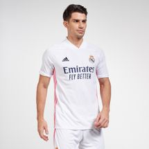 adidas Men's Real Madrid Home Jersey - 2020/21