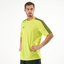 adidas Men's Jacquard Football Jersey