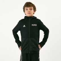 adidas Kids' Predator Fully Zippered Hoodie (Older Kids)