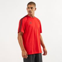 adidas Men's Tango Jacquard Football Jersey
