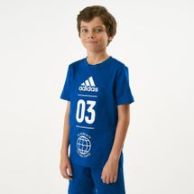 adidas Kids' Sport ID T-Shirt (Older Kids)