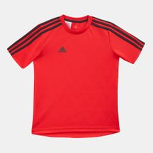 adidas Kids' Tan Jacquard Jersey (Younger Kids)