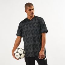 adidas Men's Initiator Pack Tango Football Jersey T-Shirt