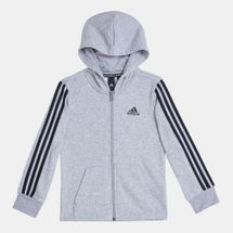 adidas Kids' Must Haves 3-Stripes Track Jacket (Older Kids)