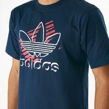 adidas Originals Men's Trefoil Art T-Shirt, 1516937