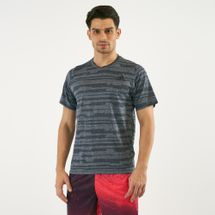 adidas Men's FreeLift Engineered Heather T-Shirt