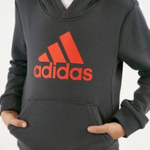 adidas Kids' Must Haves Badge of Sports Pullover Hoodie (Younger Kids), 1593754