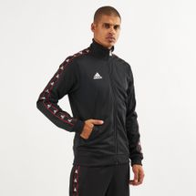 adidas Men's Initiator Pack Tango Tape Clubhouse Football Jacket