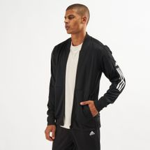 adidas Men's Snap Athletics Jacket