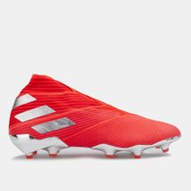 adidas Men's Nemeziz 19+ Firm Ground Football Shoe