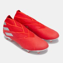adidas Men's Nemeziz 19+ Firm Ground Football Shoe, 1732799