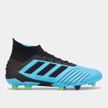 adidas Men's Hard Wired Predator 19.1 Firm Ground Football Shoe