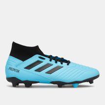 adidas Men's Hard Wired Predator 19.3 Firm Ground Shoe