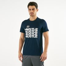adidas Men's New Hustle T-Shirt