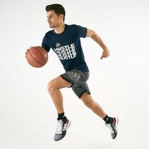 adidas Men's New Hustle T-Shirt, 1538627